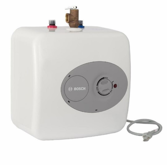 Bosch zapewni dostarczenie ciepłej wody w momencie