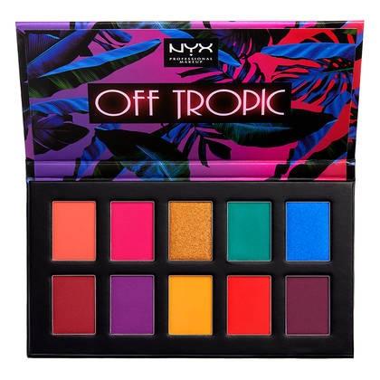NYX Professional Makeup paleta de farduri