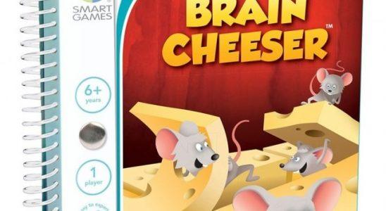 SmartGames - Cheeser Mózgu