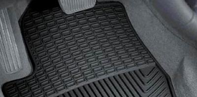 Jakość podłogowe z samochodu