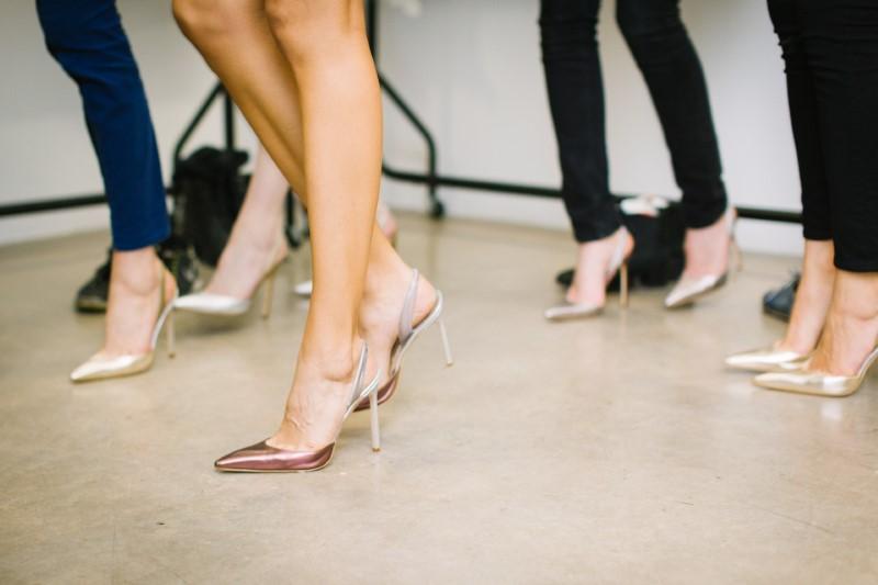 Damskie buty stilettos