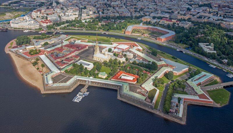 Twierdza Piotra i Pawła, Sankt Petersburg