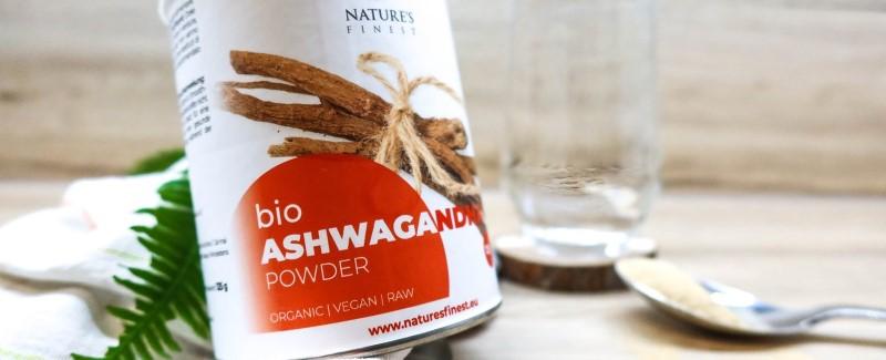 Ashwagandha suplement diety